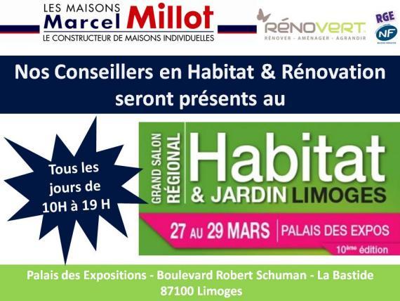 salon de l'habitat de Limoges 2015
