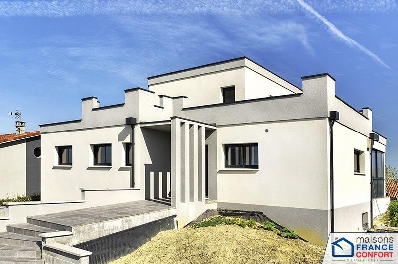 Bien-aimé maison confort design - 28 images - maison design maisons confort  ZR23