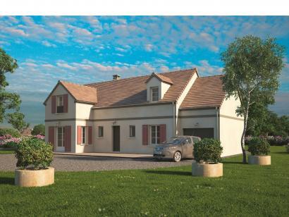 Modèle de maison Tradition 114L 4 chambres  : Photo 1
