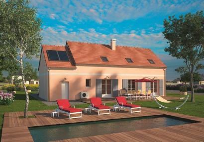 modle maison. great simple modele de facade de maison de maisons ... - Modele De Maison En L