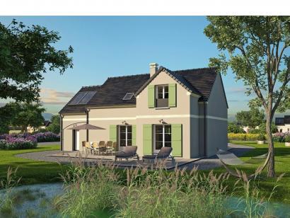 Modèle de maison Tradition 133L 3 chambres  : Photo 2