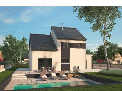 Modèle de maison Urbaine GA 10 4 chambres  : Photo 2