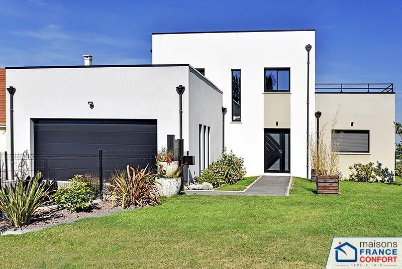 Construire une maison familiale maisons france confort for Construire une maison france