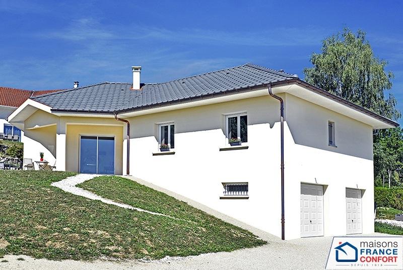 Construire une maison familiale maisons france confort for Autoconstruire sa maison