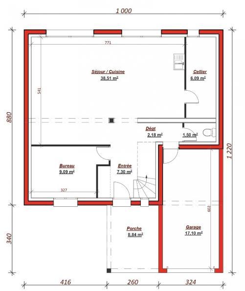 Plans Maison Plan Of Maison D Image Fouquet Urbanisme With Plans
