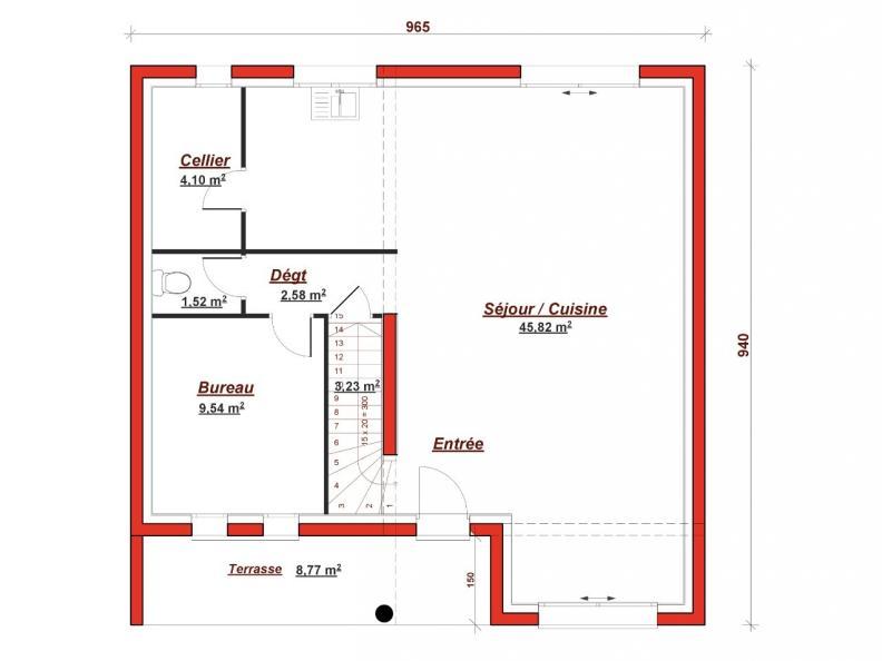 Plan Sorbonne 129