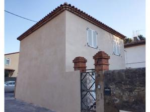Salon de Provence - Chantier Azur et Constructions - Facade Maison en construction