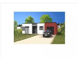 Avant projet Charron - 4 chambres - 107m²