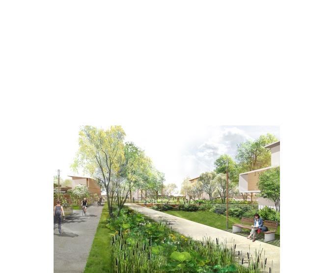 Eco Quartier Aurillac