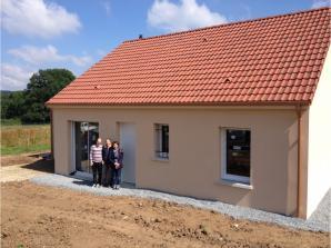 maison neuve à Grand-Bourg en Creuse