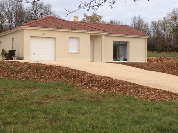 maison plain pied en Dordogne