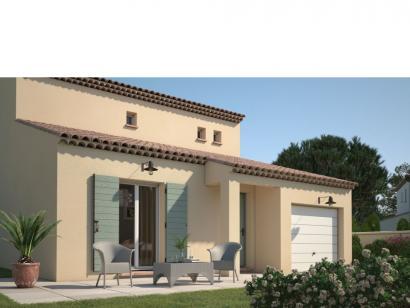 Modèle de maison Léa V3 95 Tradition 3 chambres  : Photo 2