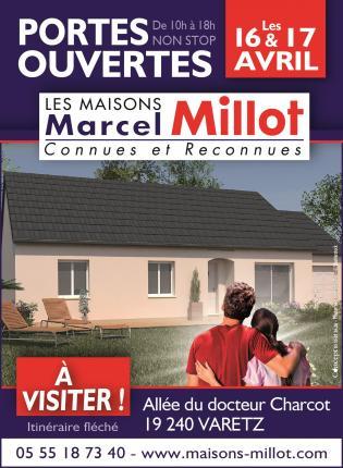 Les Maisons Marcel Millot en Corrèze