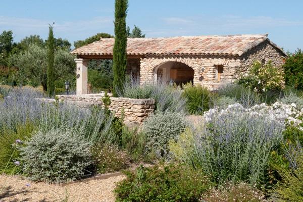 Le jardin provencal