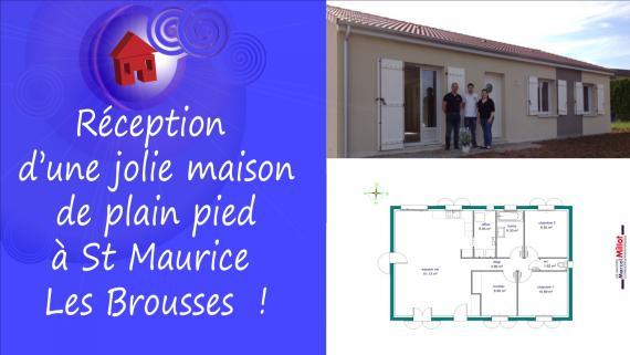 maison neuve près de Limoges