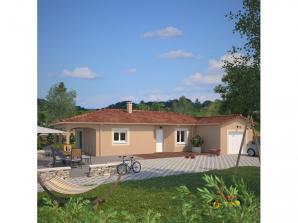 Maison neuve à Marboz (01851)<span class='prix'> 191500 €</span> 191500