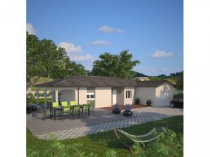 Maison neuve à Marboz (01851)<span class='prix'> 215000 €</span> 215000