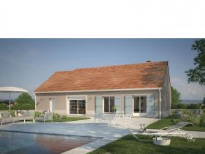 Maison neuve à Compiègne (60200)<span class='prix'> 141500 €</span> 141500