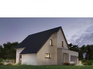 Maison neuve à Dinsheim-sur-Bruche (67190)<span class='prix'> 281000 €</span> 281000