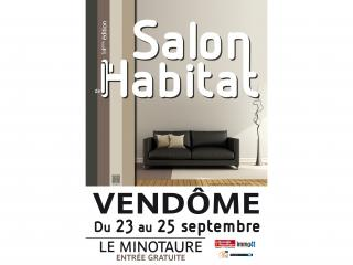 Salon de l'Habitat de VENDOME (41) du 23 au 25 septembre 2016