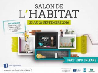 Salon de l'Habitat d'Orléans (45) du 23 au 26 septembre