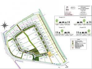 Terrain à vendre à Cherves-Richemont (16370)<span class='prix'> 39000 €</span> 39000