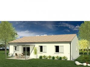 Maison neuve à Balzac (16430)<span class='prix'> 150950 €</span> 150950