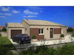Maison neuve à Lageon (79200)<span class='prix'> 131097 €</span> 131097