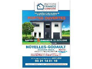 Opération portes ouvertes sur Noyelles Godault (62) les 22 et 23 octobre 2016