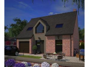 Maison neuve à Merris (59270)<span class='prix'> 206900 €</span> 206900
