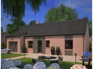 Maison neuve à Blaringhem (59173)<span class='prix'> 205250 €</span> 205250