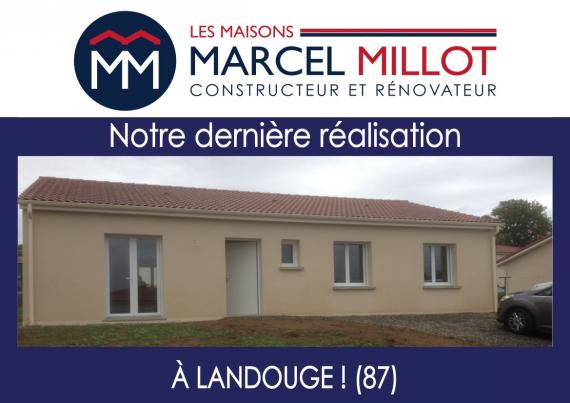 maison plain pied Limoges