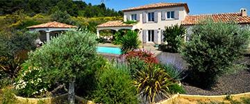 Construire ou rénover une maison en Provence