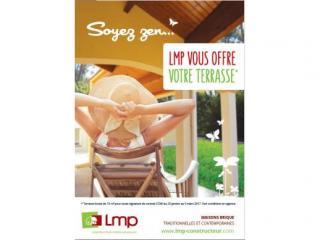 LMP vous offre votre terrasse