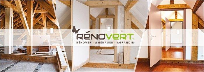 Aménager sa maison avec Rénovert