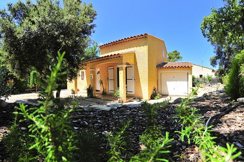 Construire une maison proven ale maisons france confort - Plan maison provencale gratuit ...