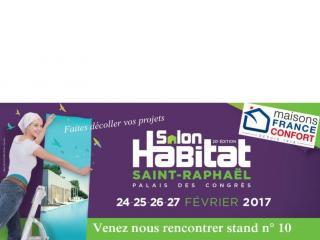 SALON DE L'HABITAT SAINT RAPHAEL