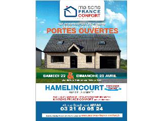 Opération portes ouvertes sur Hamelincourt (62) les 22 et 23 avril 2017