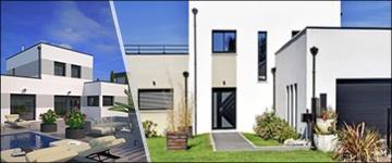 Un plan de maison moderne : l'alliance du confort et de l'orginalité