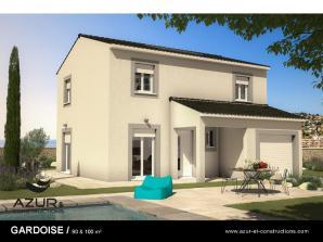 Maison neuve au Poët (05300)<span class='prix'> 175900 €</span> 175900