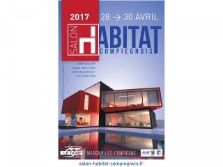 Salon de l'Habitat Compiègnois (60) du 28 au 30 avril 2017