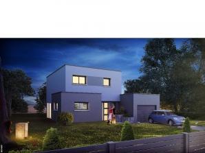 Maison neuve à Munchhouse (68740)<span class='prix'> 242100 €</span> 242100