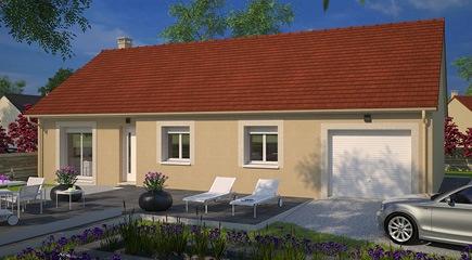 Family, , un modèle de plan maison de 3 chambres signés Maisons France Confort