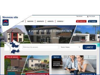 Nouveau site web Maisons Balency