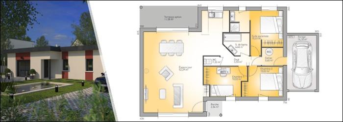 Cool eco concept de m un plan de maison sign maisons for Site pour plan de maison