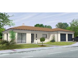 Maison neuve à Tillières (49230)<span class='prix'> 268800 €</span> 268800