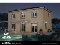 Vue Bastide 140 contemporaine