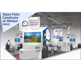 Du 22 au 24 septembre rendez-vous au Salon Faire Construire sa Maison.