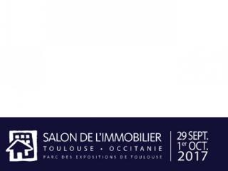 SALON DE L'IMMOBILIER - 29&30 Septembre et 01 Octobre 2017