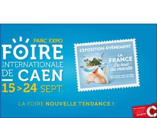 Foire Internationale de Caen du 15 au 24 septembre 2017